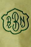 Monogram Towel or Shirt