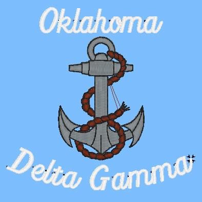 Delta Gamma Blue Shirt