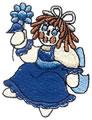 Girl Rag Doll