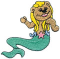 Mermaid Bear