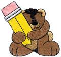 Bear w/Pencil