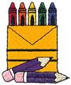 Crayons & Pencils