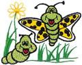 Butterfly & Friend