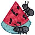 Ants w/Watermelon