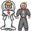 Bride & Groom*