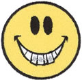 Smiley Face w/Braces