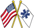 Flags w/Star of Life