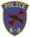 K-9 Badge