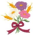 Flowers & Wheat