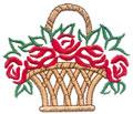 Rose Basket*