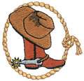 Hat, Boot, Rope*