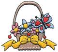 May Day Basket