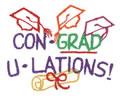 Con-Grad-U-Lations*