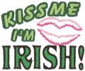 Kiss Me I'm Irish*