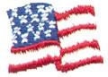 """1"""" Usa Flag"""