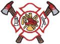 Sm. Fire Logo #2
