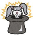 Magic Hat w/Rabbit