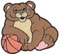 Bear w/Basketball