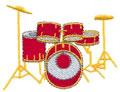 Drum Set*