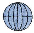 """1"""" Globe"""