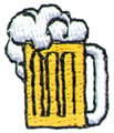 """1"""" Beer Mug"""