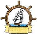 Wheel w/Ship*