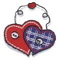 Hanging Hearts*