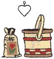 Seed Bag & Pail*