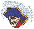 Sm. Pirate Head