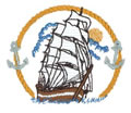 Clipper Ship Logo