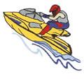 Sm. Jet Skier