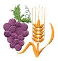 Grapes & Wheat