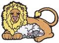 Sm. Lion & Lamb