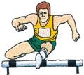 Small Track Hurdler