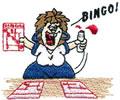 Bingo Scene
