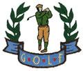Golf Wreath