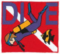 Dive Flag Logo