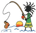 Rasta Fishing