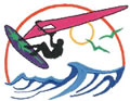 Windsurfer Logo