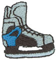 "1"" Hockey Skate"