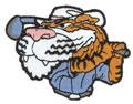 Golfing Tiger