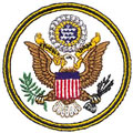 Seal of U.S.*