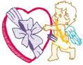 Cupid w/Heart*