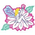 Pixie w/Flower