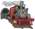Train Scene*