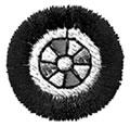 """1"""" Wheel"""
