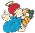 Angel w/Horn