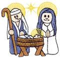 Nativity Scene*