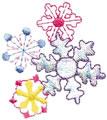 Snowflakes*